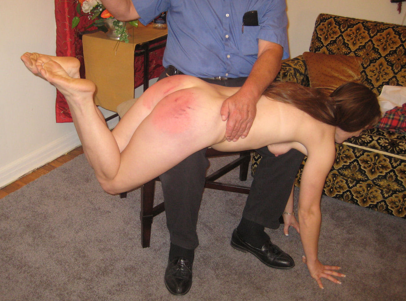 Apologise, but, spanked bottoms not despond!