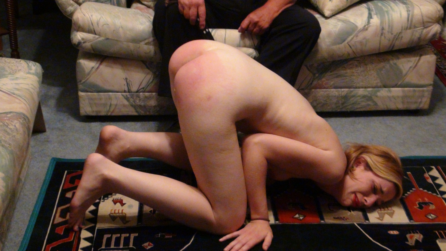 Humiliation wife forced cock sucking