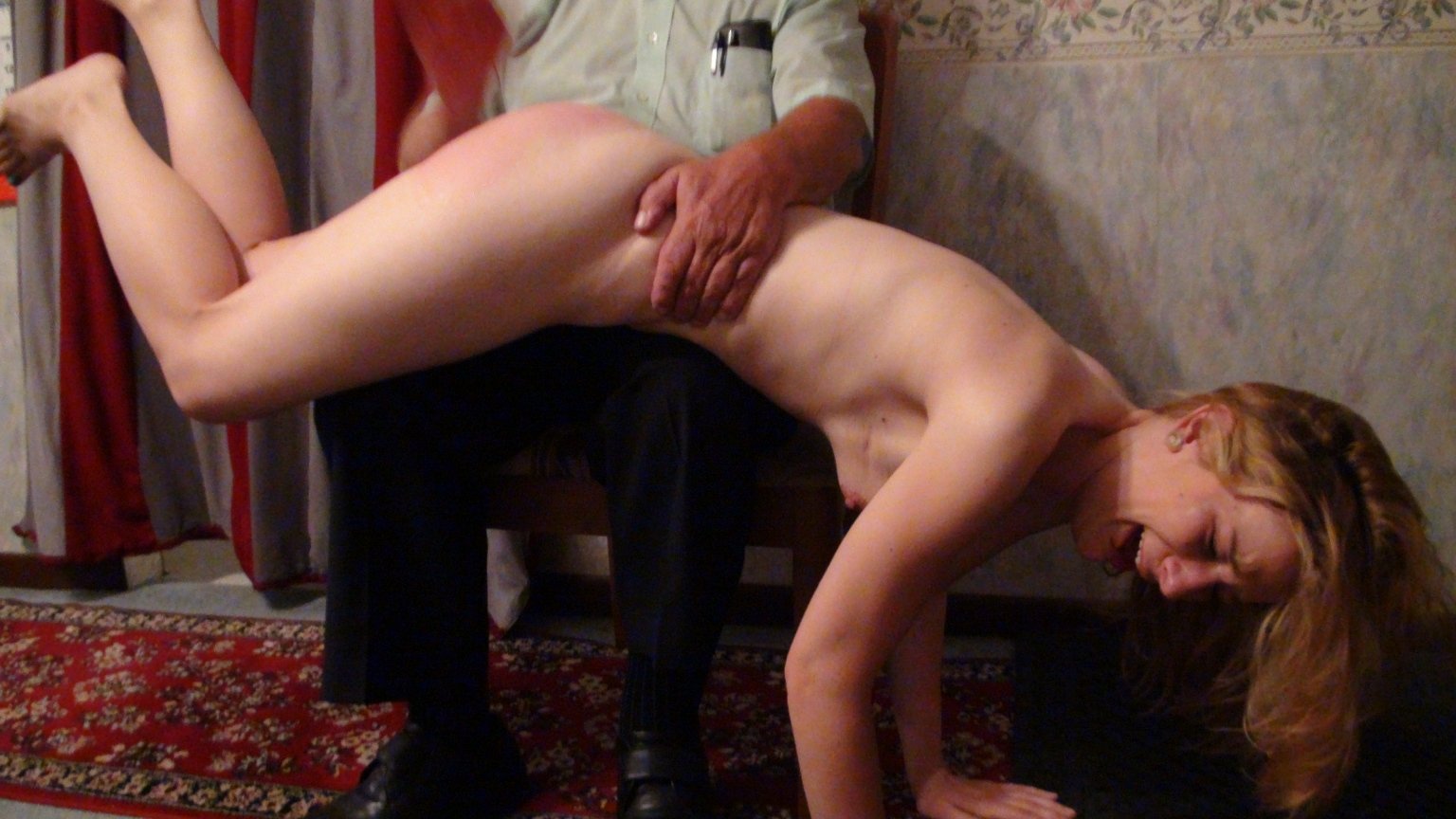 Good hard spankings