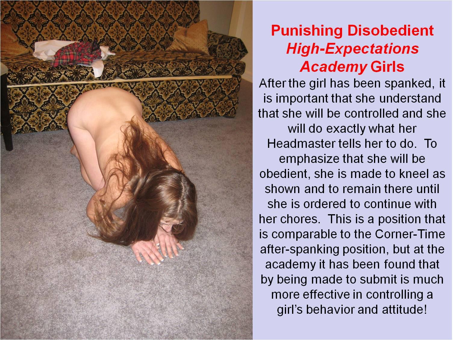 Punishing H-E Academy Girls 3