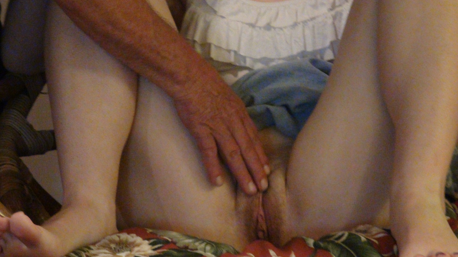 Female orgasm moans