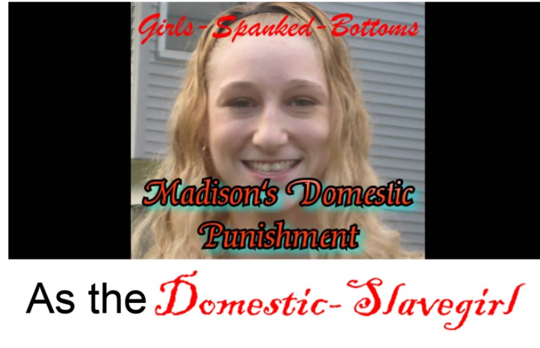 Domestic-Slavegirl Punishment