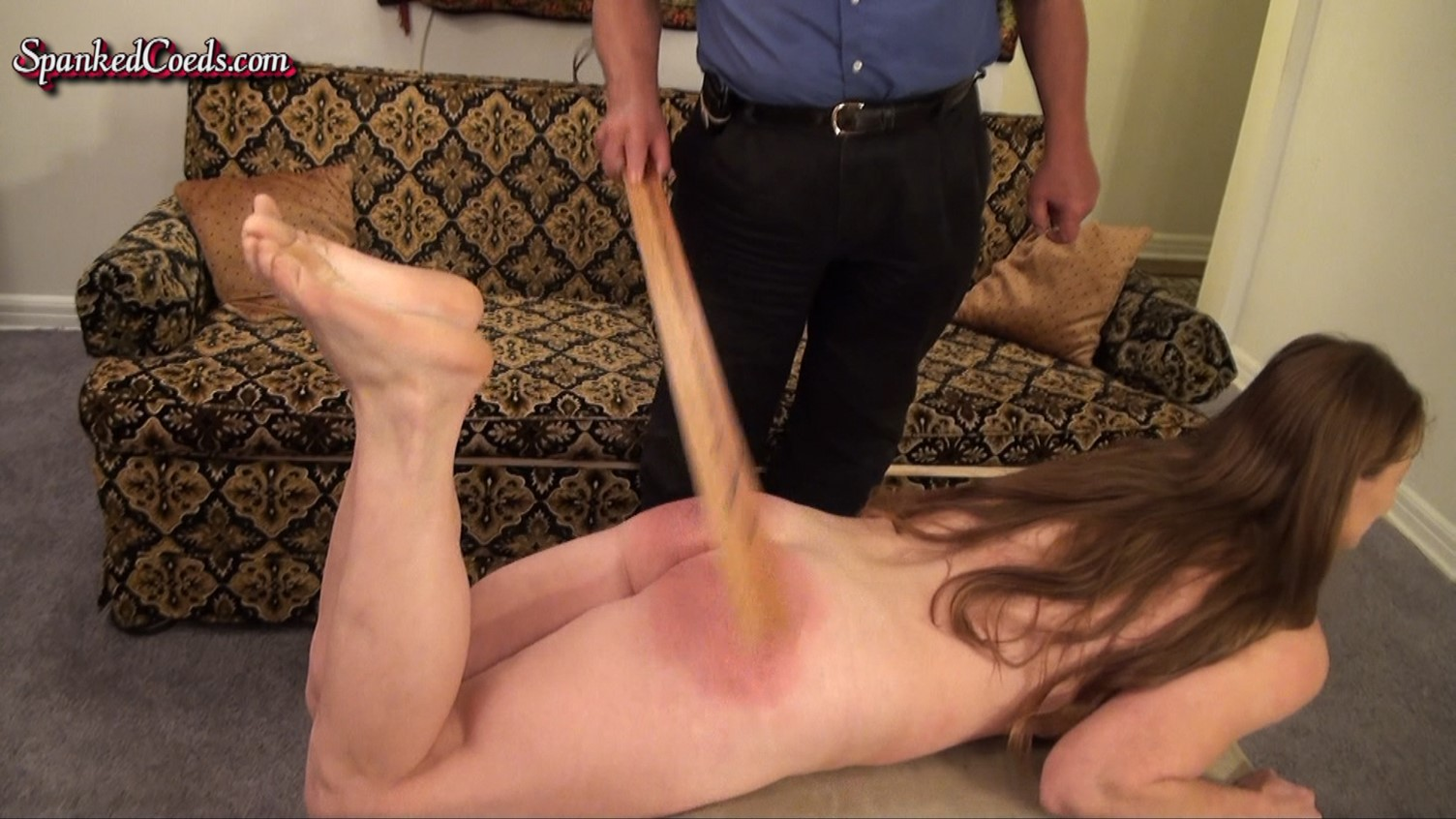 Caned for disobedience 2 elite club 6 - 1 part 4