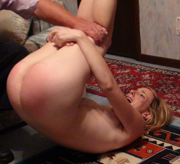 Most Common Spanking-Punishment, 7