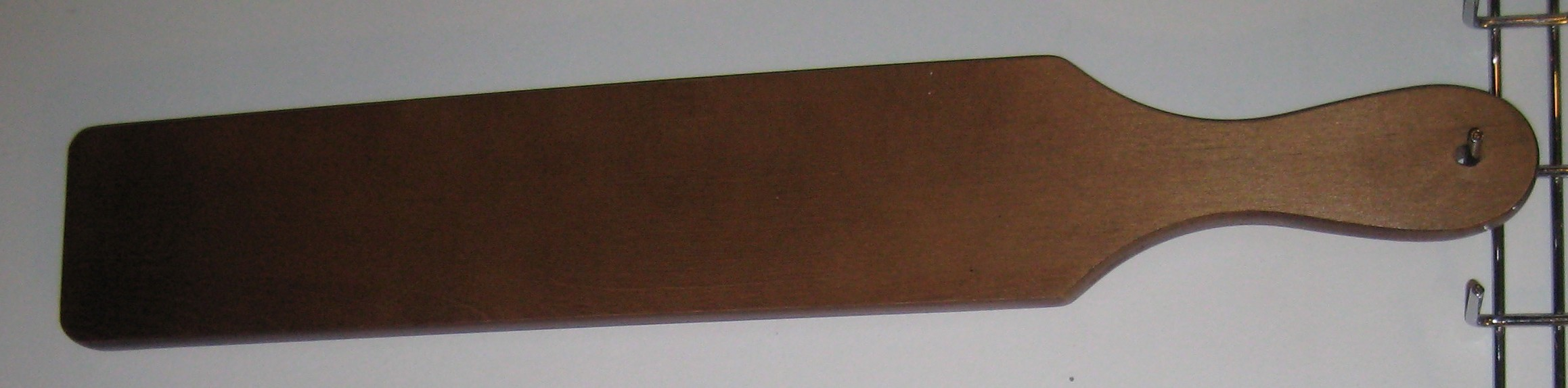 Paddle,Solid-Wood_Heavy-Punishment-Paddle, horiz.