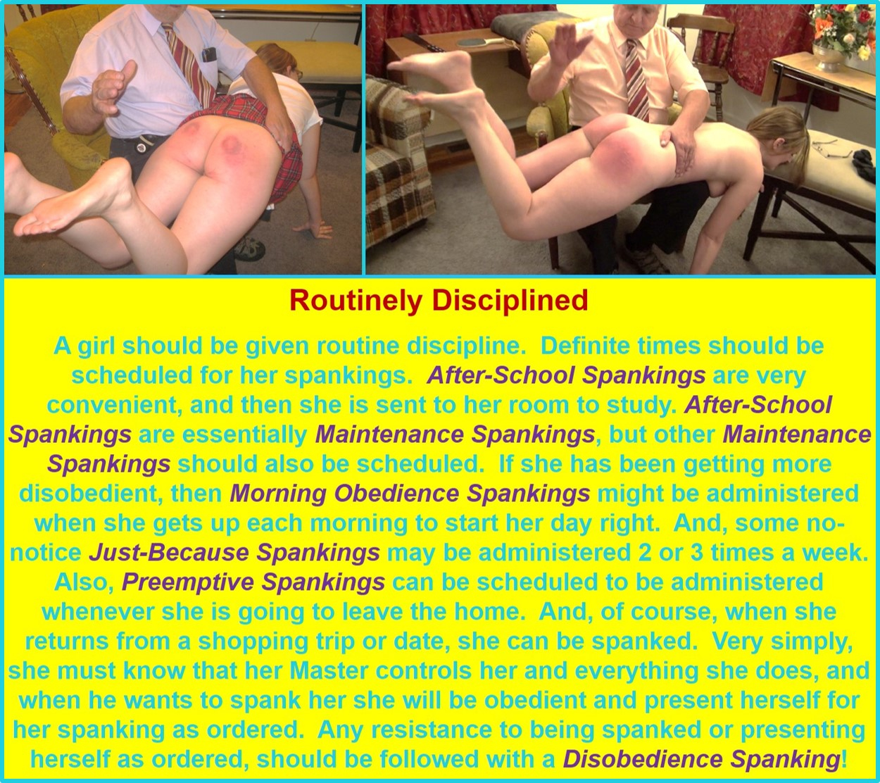 Request for Spankings, 7