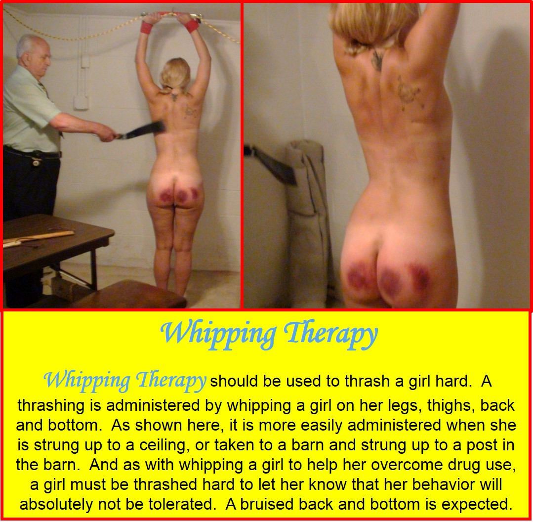 Whipping Therapy 3
