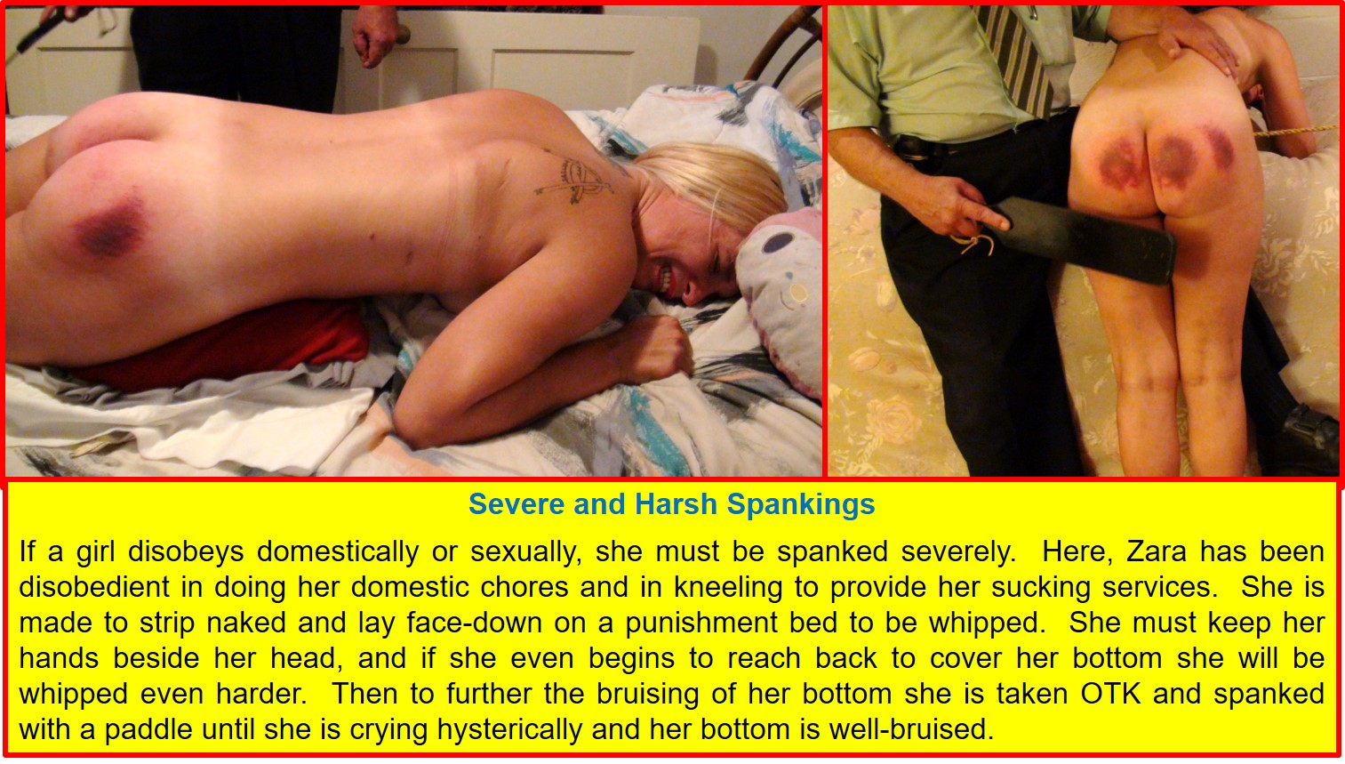 19-y.o._Severe and Harsh Spankings